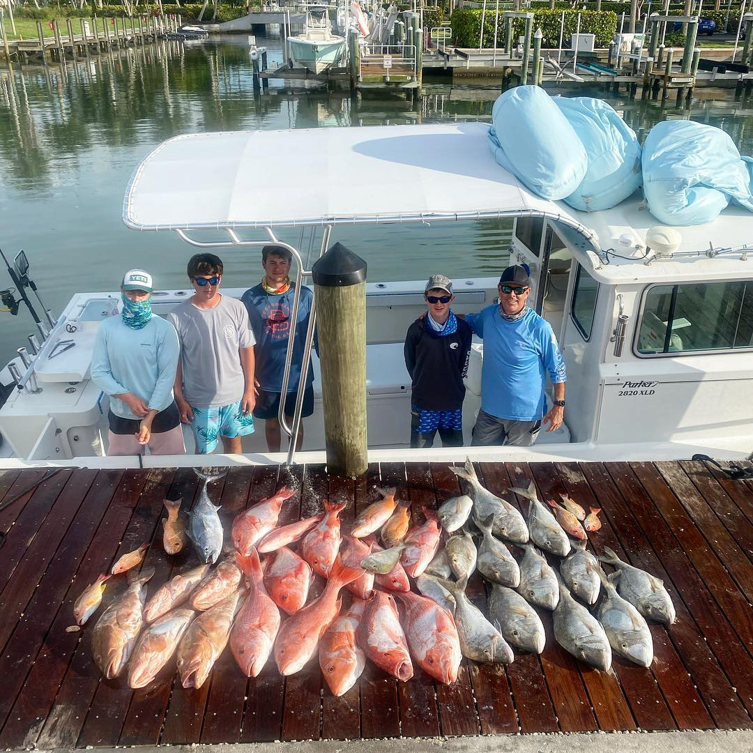 Naples FL deep sea fishing charter 62