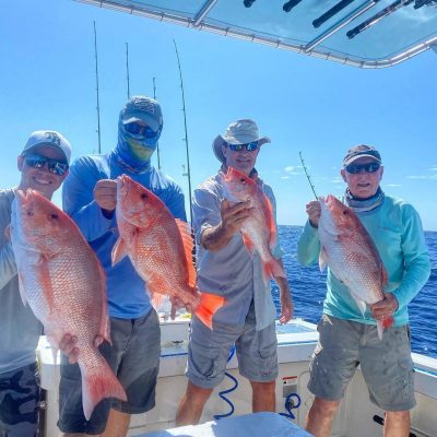 naples fl snapper fishing charter 25
