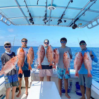 naples fl snapper fishing charter 27