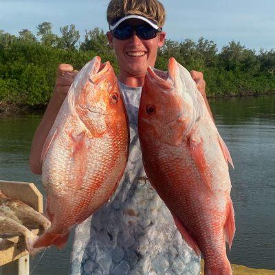 naples fl snapper fishing charter 30