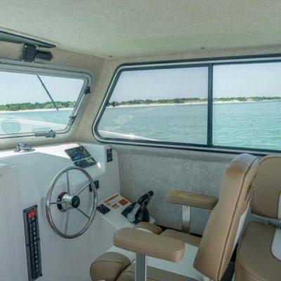 off her radar fishing charter boat 05