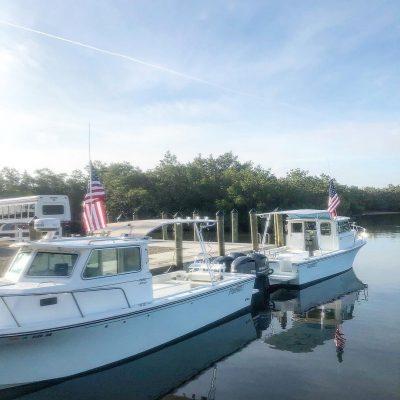 off her radar fishing charter boat 15